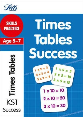 Times Tables Age 5-7  Skills Practice
