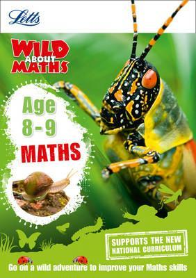 Maths Age 8-9 Cover Image