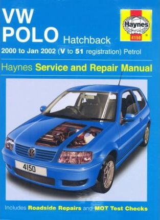 vw polo hatchback petrol service and repair manual r m jex rh bookdepository com vw polo 2003 owners manual Volkswagen Polo 2003 Inside