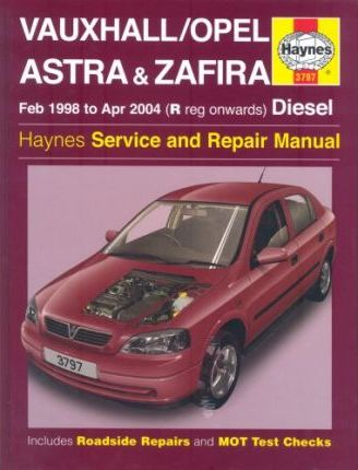 vauxhall opel astra and zafira diesel service and repair manual rh bookdepository com opel astra h 2005 user manual opel astra h user manual
