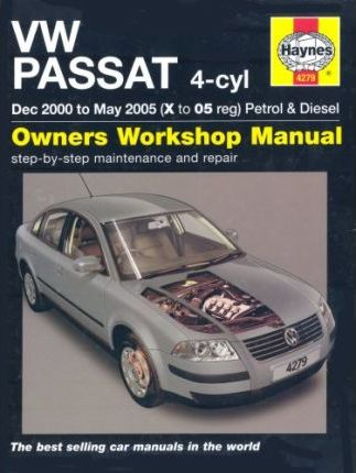 vw passat 4 cyl petrol and diesel service and repair manual a k rh bookdepository com vw passat owners manual 2015 vw passat owners manual