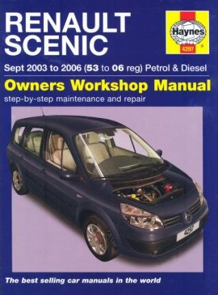 renault scenic petrol and diesel service and repair manual r m rh bookdepository com Renault Megane Scenic 1997 RT Manual PDF renault scenic manual english