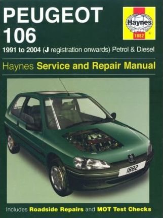 Peugeot 106 Petrol and Diesel Service and Repair Manual