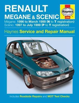 renault megane scenic petrol diesel 96 99 n to t jeremy rh bookdepository com workshop manual scenic 2 workshop manual scenic 2
