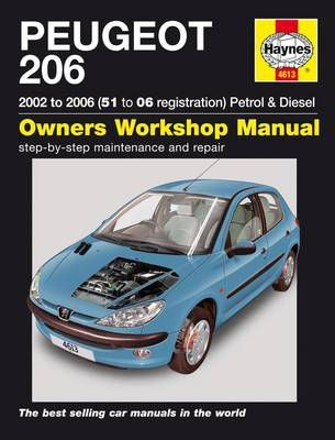 peugeot 206 petrol and diesel service and repair manual peter t rh bookdepository com repair manual peugeot 206 sw service repair manual peugeot 206