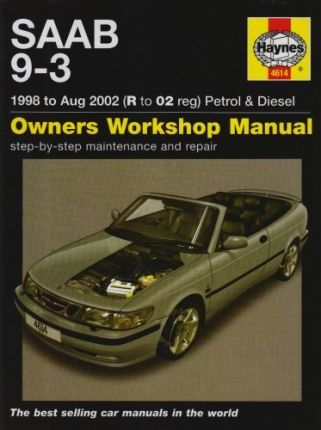 saab 9 3 petrol and diesel service and repair manual a k legg rh bookdepository com