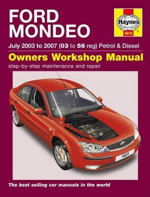 ford mondeo petrol and diesel service and repair manual r m jex rh bookdepository com 2005 Ford Freestar Repair Manual 2005 Ford Freestar Repair Manual