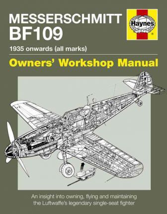 Messerschmitt Bf109 Manual Cover Image