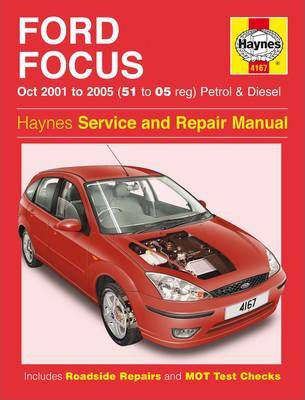 ford focus petrol and diesel service and repair manual martynn rh bookdepository com ford focus repair manual pdf free download 1999 Ford Taurus Repair Manual