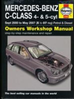 Beautiful Mercedes Benz C Class Petrol And Diesel Service And Repair Manual