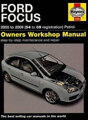 ford focus petrol service and repair manual martynn randall rh bookdepository com repair manual ford focus 2005 pdf repair manual ford focus 2005 pdf