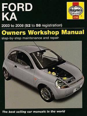 ford ka service and repair manual m r storey 9781844257867 rh bookdepository com Old Ford Ka ford ka 2003 owners manual