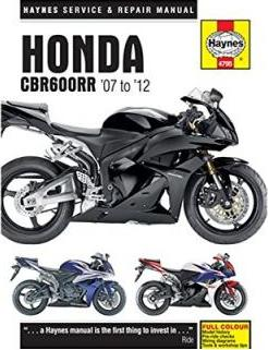 honda cbr600rr service and repair manual matthew coombs rh bookdepository com 2006 honda 600rr service manual 2006 honda cbr600rr manual pdf