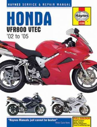 honda vfr800 vtec service and repair manual matthew coombs rh bookdepository com honda vfr800 interceptor vtec 02 service manual eng.pdf vfr vtec service manual