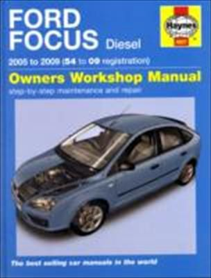 ford focus diesel service and repair manual martynn randall rh bookdepository com ford 6.7 diesel service manual ford territory diesel service manual