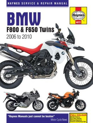 bmw f800 including f650 twins service and repair manual phil rh bookdepository com BMW Street Motorcycles BMW 1600 GT Wiring-Diagram
