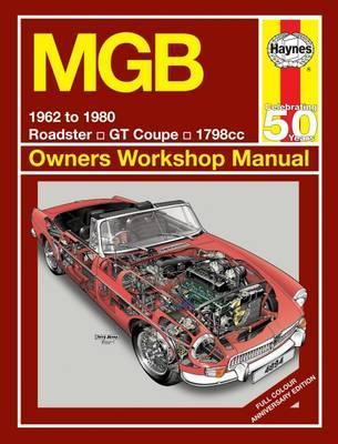 MGB 1962 To 1980