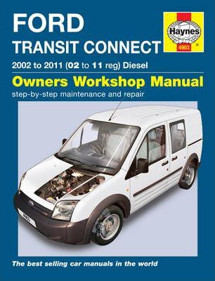 ford transit connect diesel service and repair manual m r storey rh bookdepository com transit connect workshop manual download 2012 Transit Connect