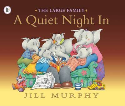 A Quiet Night In Cover Image