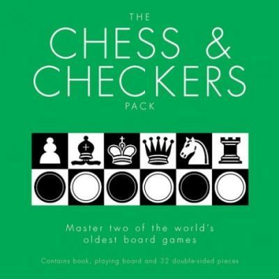 The Chess & Checkers Pack  Master Two of the World's Most Popular Board Games