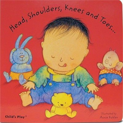 Head, Shoulders, Knees and Toes in French and English