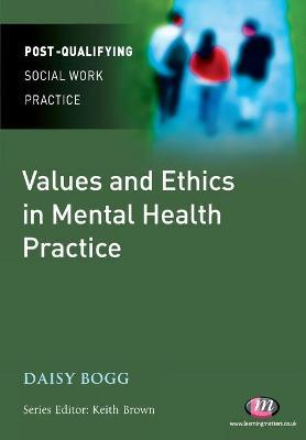 Values and Ethics in Mental Health Practice