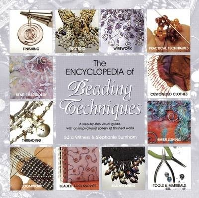 The Encyclopedia of Beading Techniques Cover Image