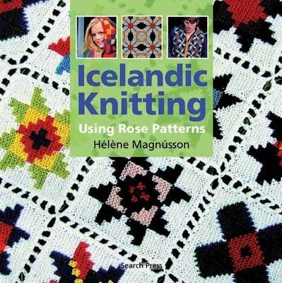 Icelandic Knitting using Rose Patterns