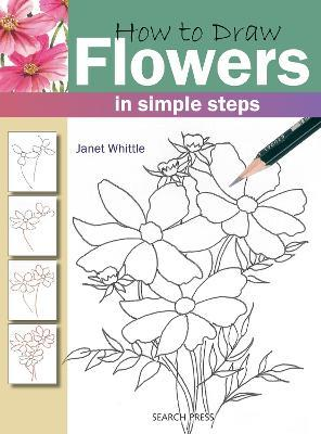 How to Draw: Flowers Cover Image
