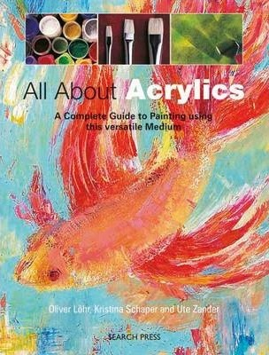 All About Acrylics Cover Image