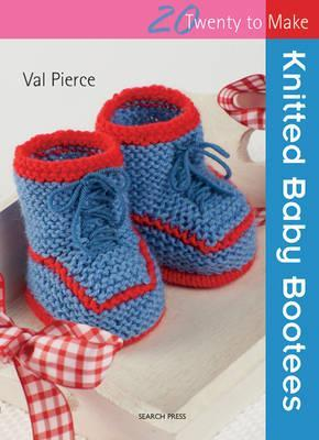 20 to Knit: Knitted Baby Bootees Cover Image