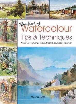 Handbook of Watercolour Tips & Techniques Cover Image