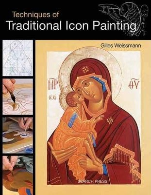 Techniques of Traditional Icon Painting Cover Image