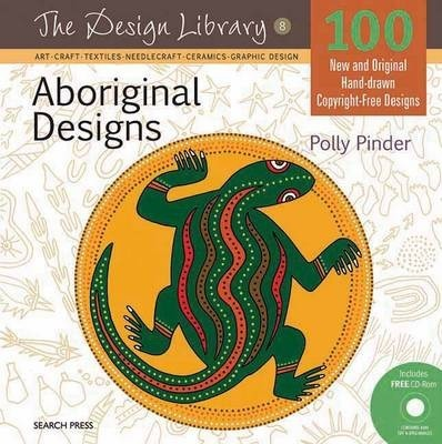 Design Library: Aboriginal Designs (DL08) Cover Image