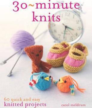 30-Minute Knits