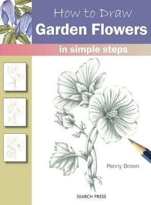 How to Draw: Garden Flowers Cover Image