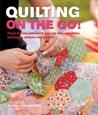 Quilting On The Go! Cover Image