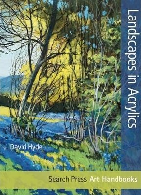 Art Handbooks: Landscapes in Acrylics Cover Image