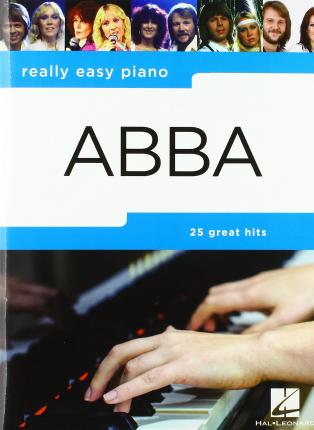 Really Easy Piano Cover Image