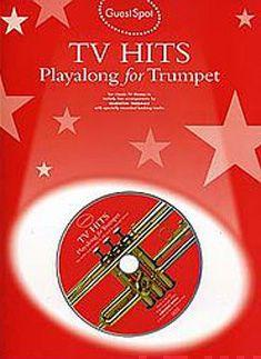 Guest Spot  TV Hits Playalong For Trumpet