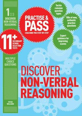 Practise & Pass 11+ Level One: Discover Non-verbal Reasoning Cover Image