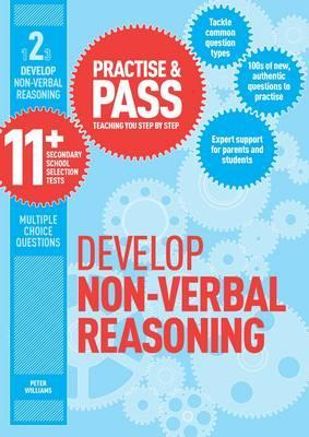 Practise & Pass 11+ Level Two: Develop Non-verbal Reasoning Cover Image