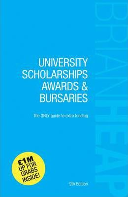 University Scholarships, Awards & Bursaries