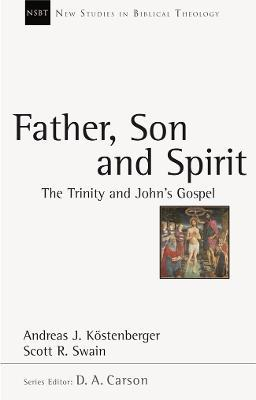 Father, Son and Spirit Cover Image