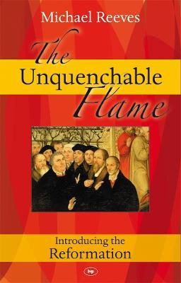 The Unquenchable Flame Cover Image