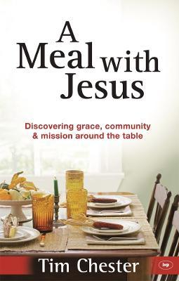 A Meal with Jesus Cover Image