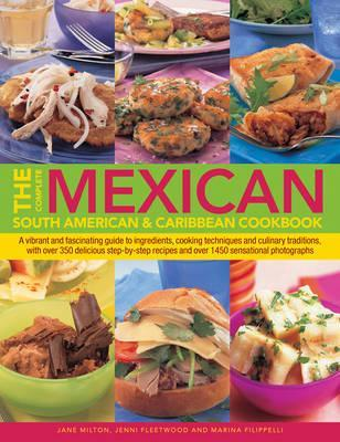 The complete mexican south american caribbean cookbook jane the complete mexican south american caribbean cookbook forumfinder Gallery
