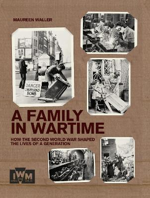 FAMILY IN WAR Cover Image