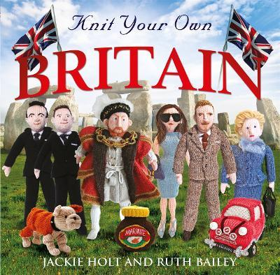 Knit Your Own Britain Cover Image