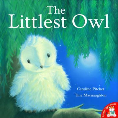 The Littlest Owl Cover Image